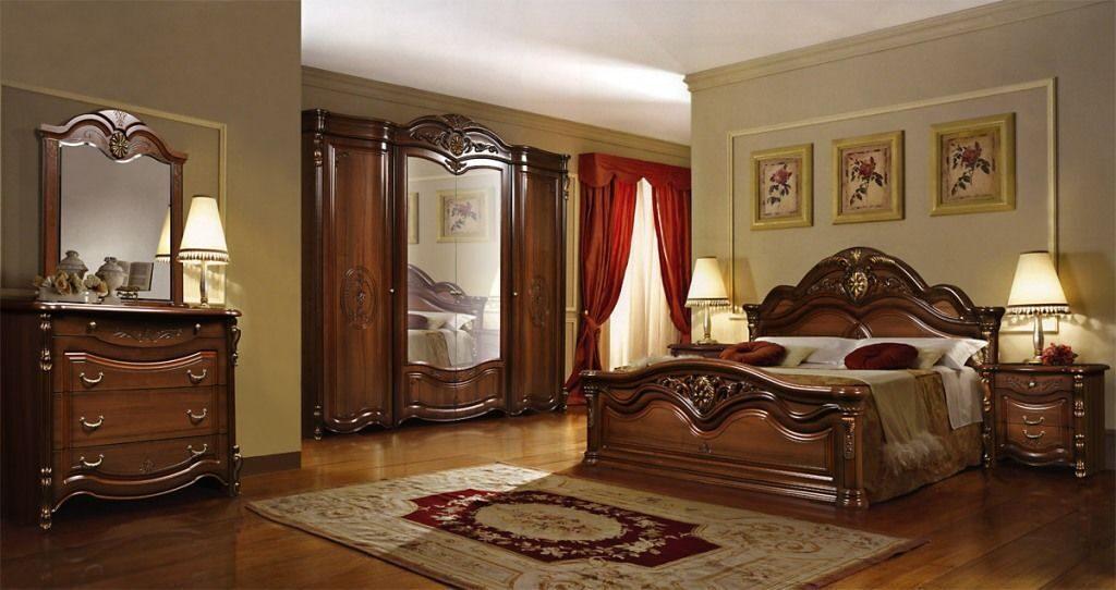 Спальня Джоконда орех.